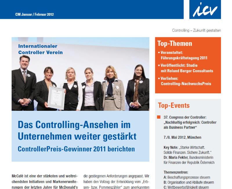 ICV-Seiten des neuen \