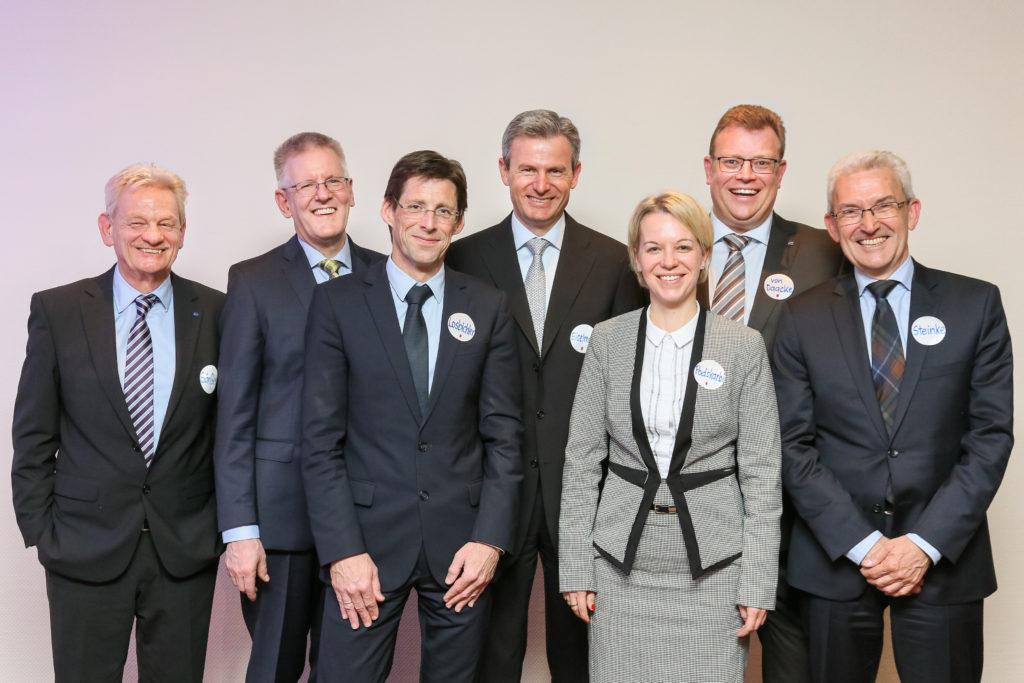 Vorstand ICV 2015