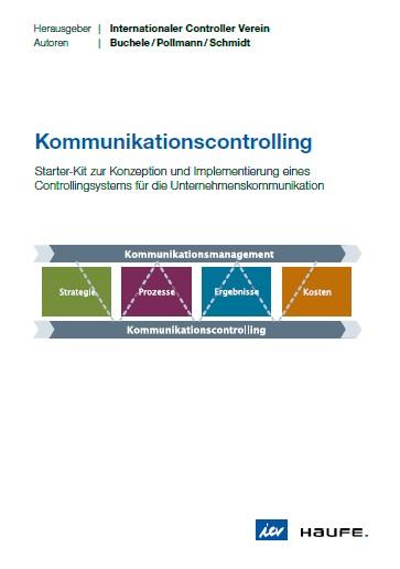 Cover Leitfaden Kommunikationscontrolling