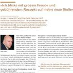 Interview Petrin