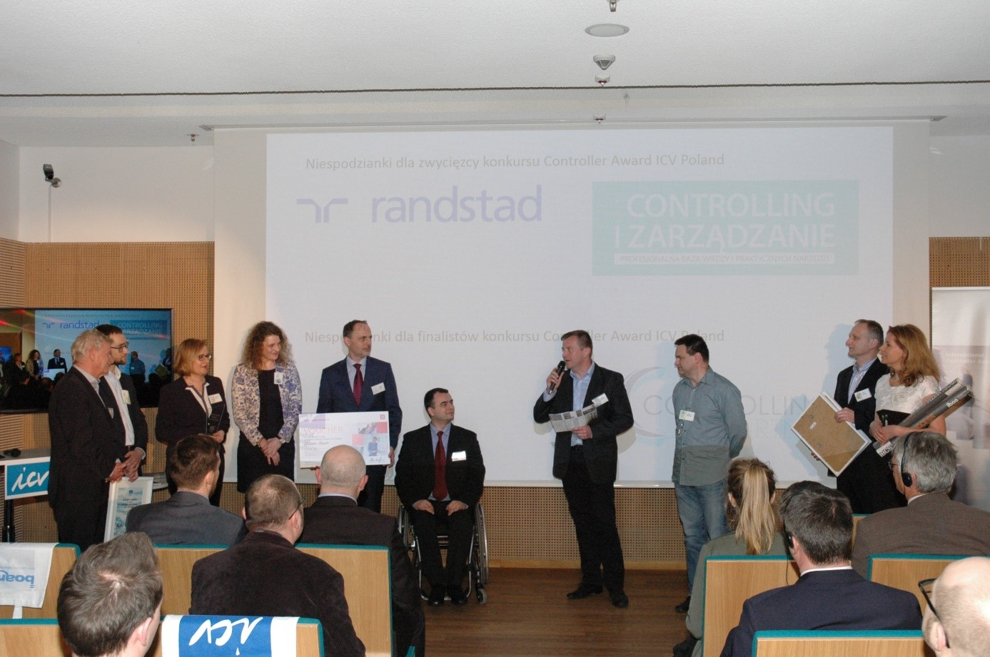 Controller Award Poland - Winners