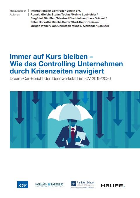 """Literaturtipp: Mit Controlling """"immer auf Kurs bleiben"""" – ControllingBlog"""